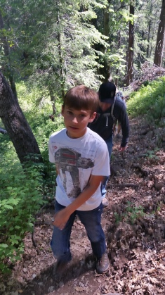 Hiking @ Mount Palomar Park