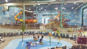 Indoor Waterpark