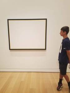 Trying to appreciate this Modern Art...